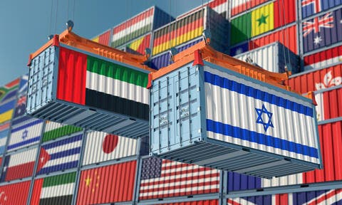 Israel's Trade with UAE Exceeds $570 Million