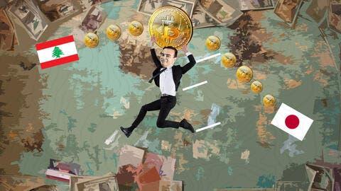 Crypto News Recap: $600K Ghosn Great Escape Paid In Bitcoin, Mastercard Accelerates Crypto Adoption