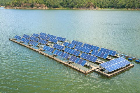 Masdar JV Achieves Financial Close On Indonesia's First Floating Solar Plant