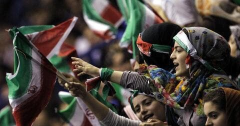 Iranian Woman Banned from Stadiums Commits Suicide by Setting Herself on Fire