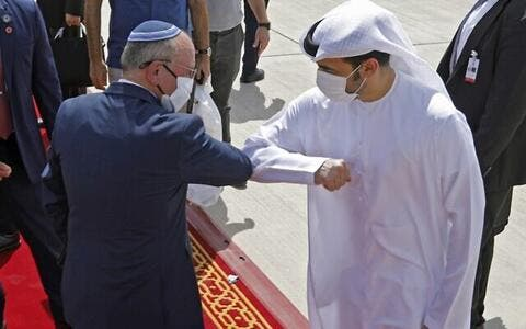 The UAE Officially Opens Its Embassy in Israel on Wednesday