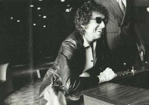 How the Middle East Shaped Bob Dylan