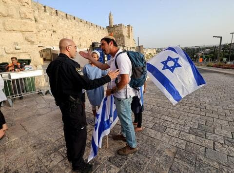 """""""Death to Arabs:"""" Israeli March Incites Violence in Palestine"""