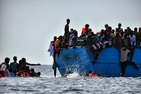 Libya's New Government Won't Help Migrants Unless Europe Finds Its Conscience