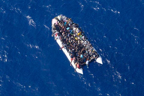 Rescuing Migrants On the Mediterranean, with Mattea Weihe