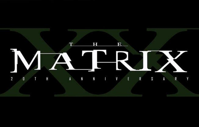 The film will follow 1999's The Matrix and its 2003 sequels