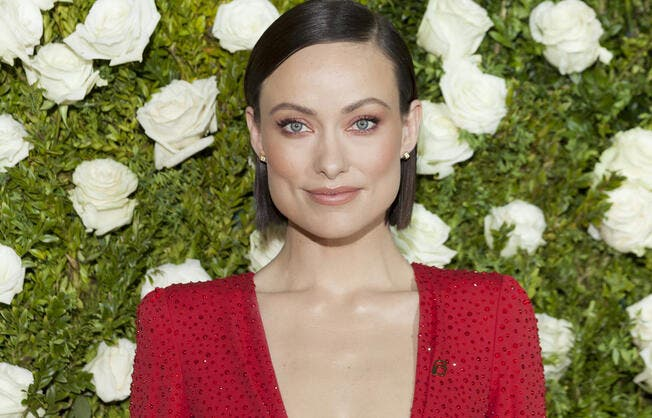 Olivia Wilde in Michael Kors Collection attend Tony awards 2017. (Shutterstock/ File Photo)