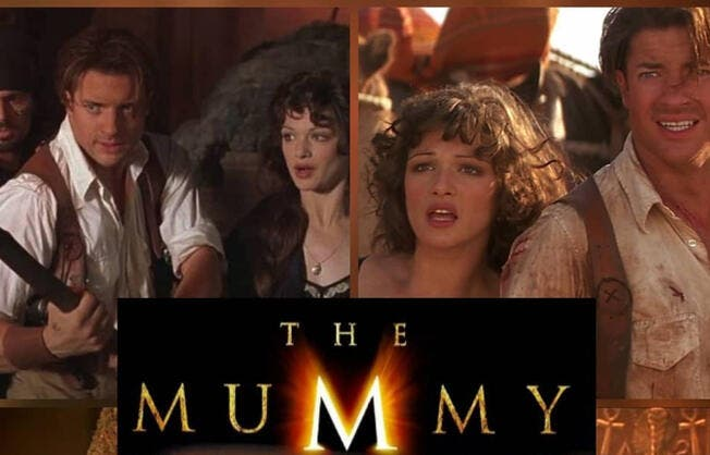 A Tribute to the Mummy (Produced in 1999), Part I (Analyzing the Opening Scenes)